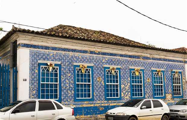 Casa dos Azulejos. São Pedro da Aldeia RJ.