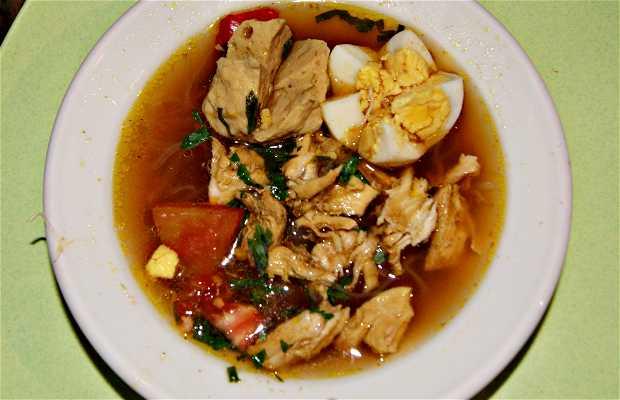La cocina real balinesa
