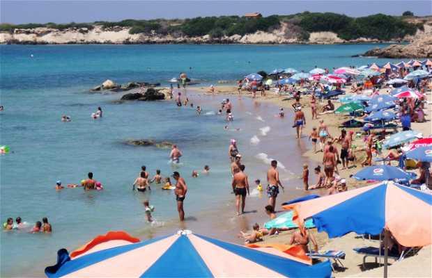Playa Keatydi (Coral bay)