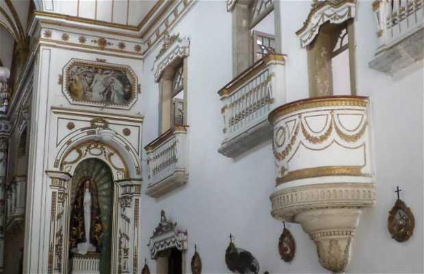Igreja de Nossa Senhora do Livrameto