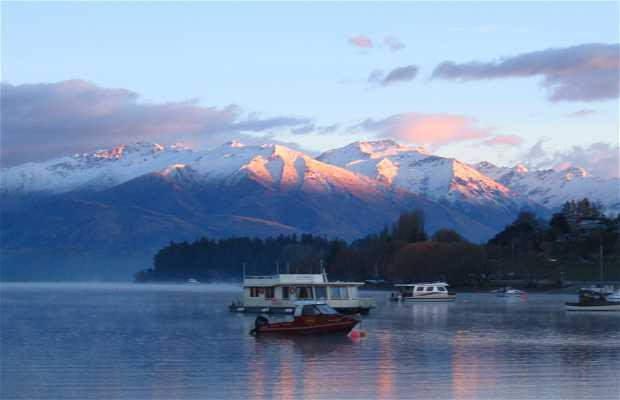 Wanaka lake