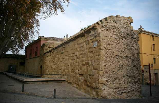 Murallas de Revellín
