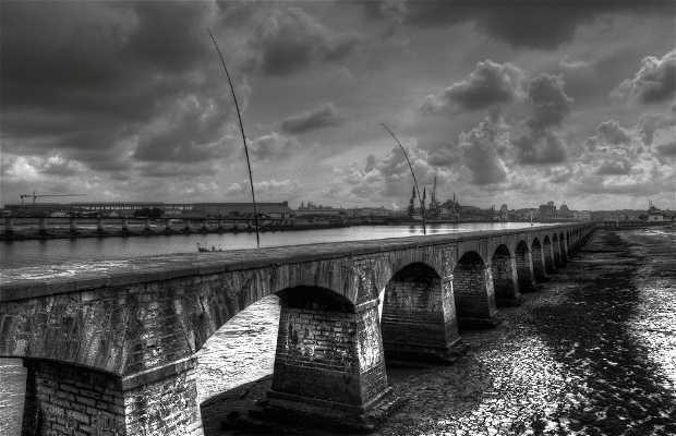 Puente en Anglet