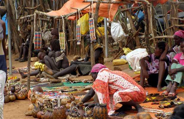Mercado de Dimeka