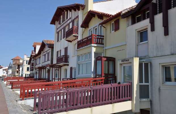 Basques houses