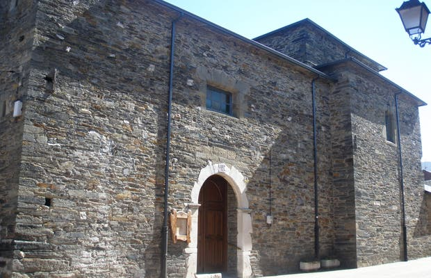 Iglesia Parroquial de Ntra. Sra. del Rosario