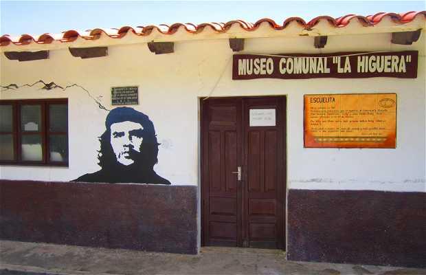 Museo comunal la Higuera