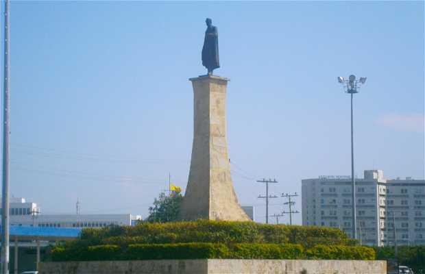 Monumento al General Francisco de Paula Santander
