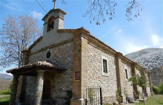 Ermita de la Virgen de Areños