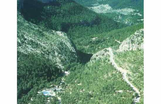 El Valle del Río Alharabe