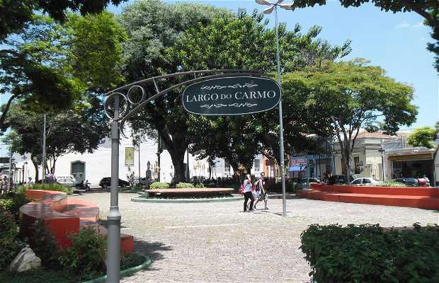 Praça do Largo do Carmo