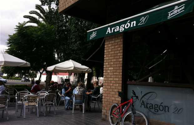 Cafeteria Aragón
