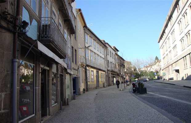 Rua de Santo António