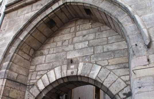 Portelle de l'Abbaye Saint Étienne