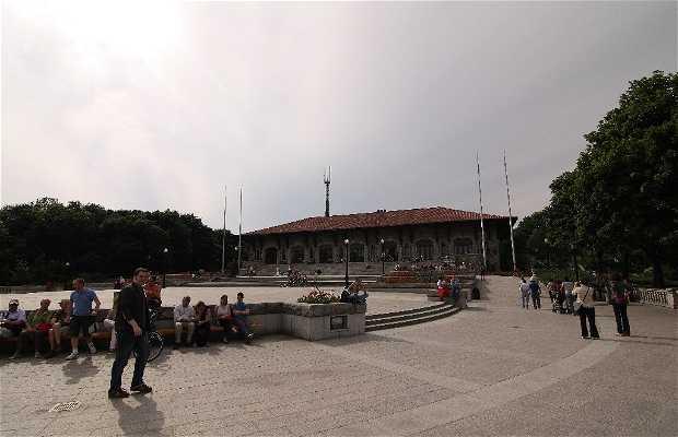 Building of el mirador
