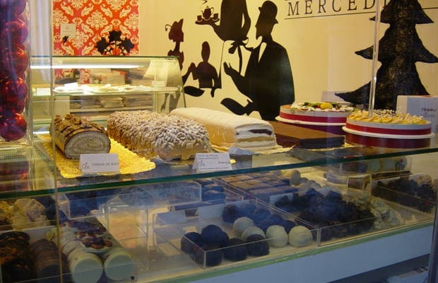 Pastelería Mercedes Mora