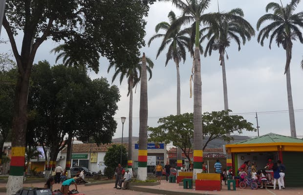 Parque Los Libertadores