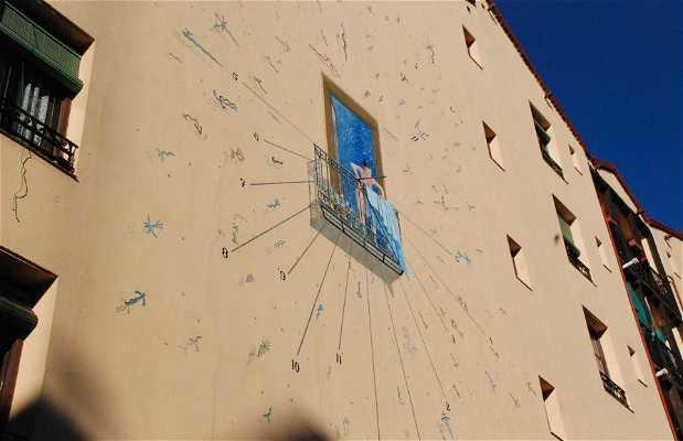 Reloj de Sol Casa de la Vela