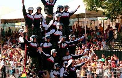 Desfile del 7 de Septiembre