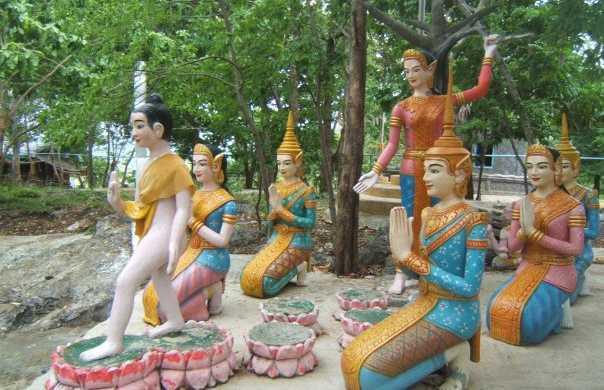 Battambang City and outskirts