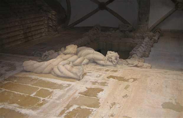 Clautro do Convento de Cristo