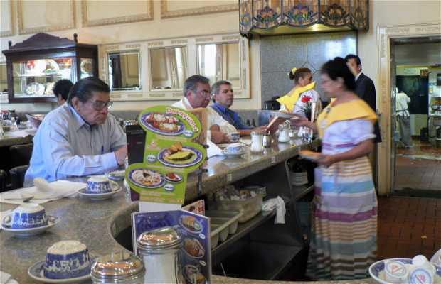 Sanborns casa de los azulejos en ciudad de m xico 21 for Restaurante azulejos