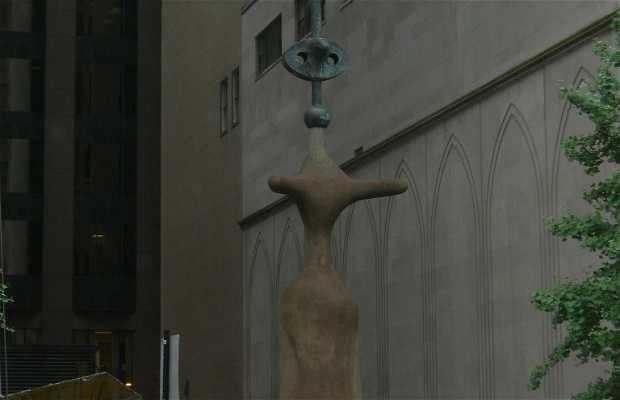 Statua Miro's Chicago