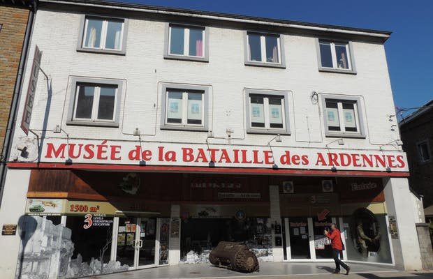 Musee de la Batailee Des Ardennes