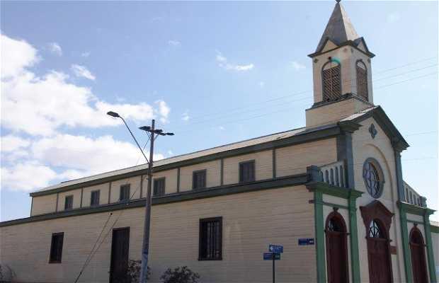 Eglise coeur de Marie