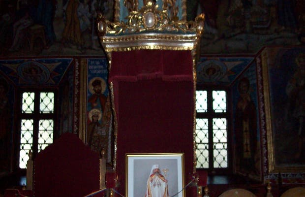 L'église Sfantul Spiridon Vechi