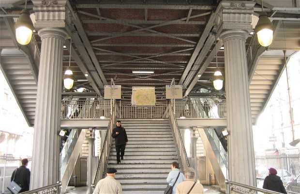 Estación de Barbès - Rochechouart