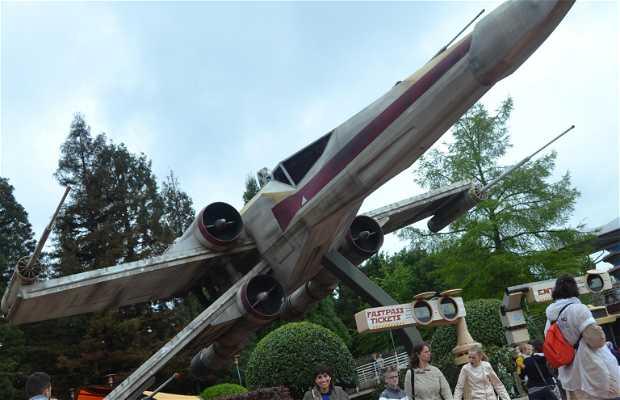 Star Tours (Disneyland Paris)
