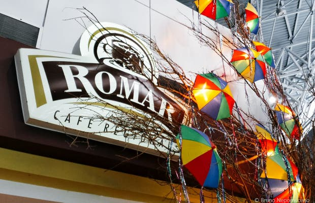 Romar Café Regional - Aeroporto