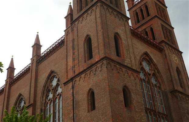 Iglesia de Friedrichwerdsche