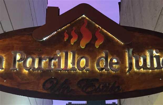 Restaurante Casa Julián de Tolosa