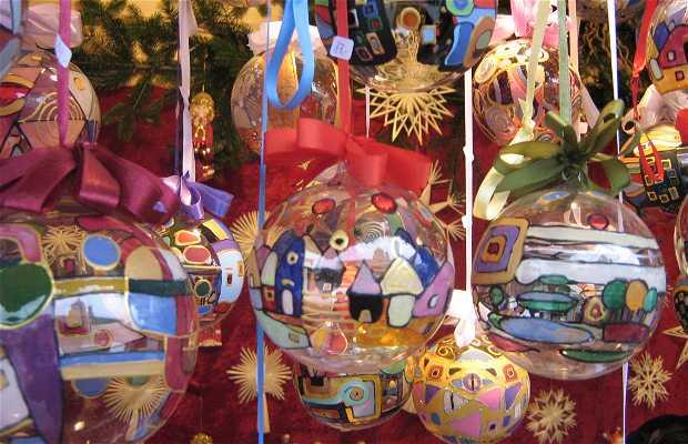 Mercado de Navidad - Christkindlmarkt