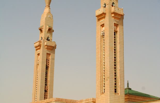 Mosquée marocaine