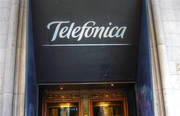 El Edificio Telefónica En Madrid 6 Opiniones Y 31 Fotos