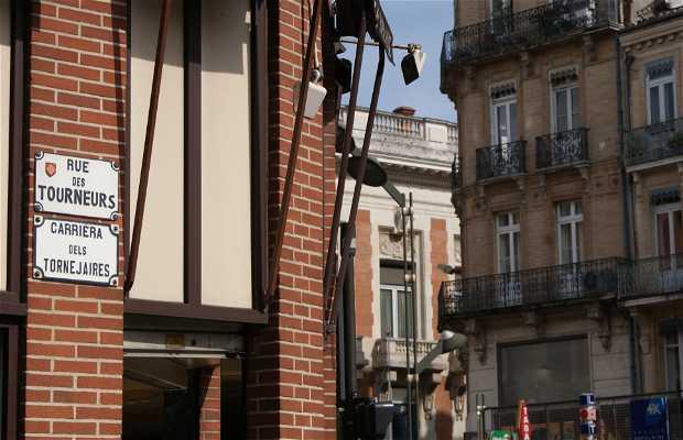 Calle de Tourneurs