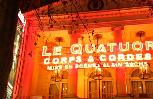 Show Le quatuor