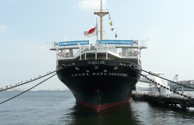 Transatlántico Hikawa Marua
