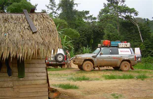 I villaggi di Brazzaville