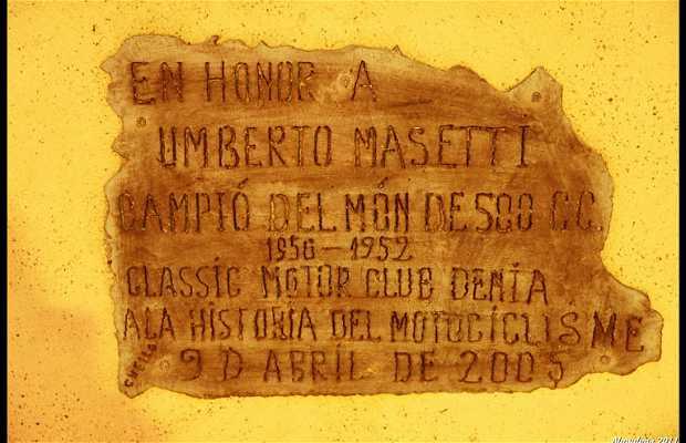 Monumento A Umberto Masetti