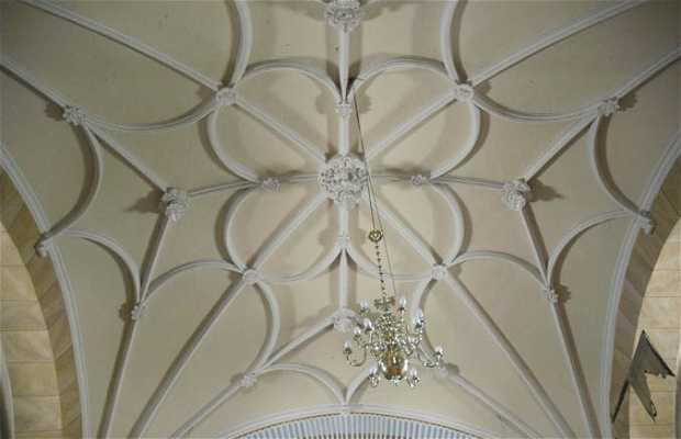 Intérieur de Notre Dame de la Conception
