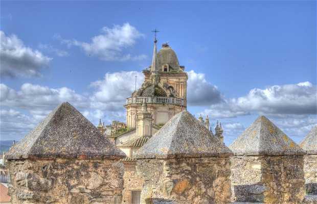 Santa María desde la Alcazaba