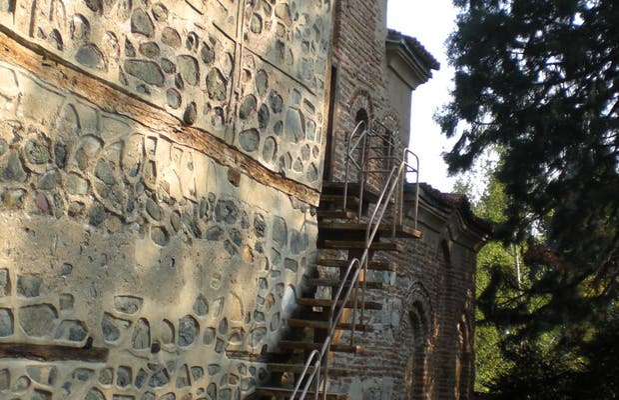 Igreja de St. Nicolas e de St. Panteleimon