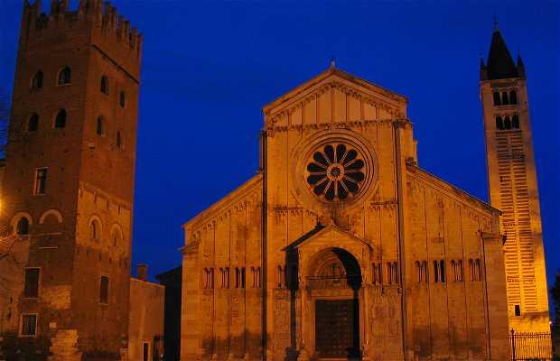 Basílica San Zeno Maggiore