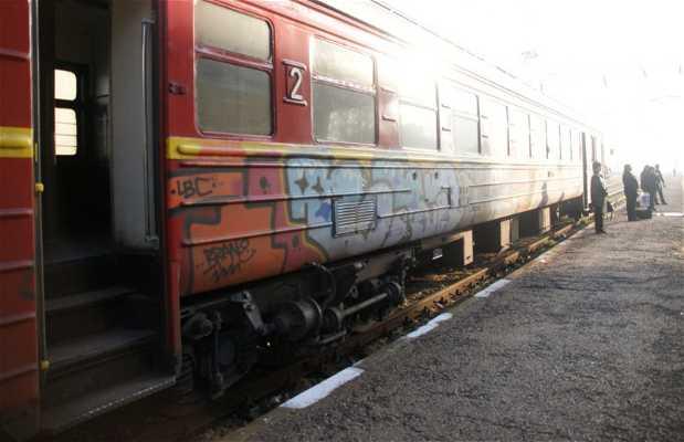 Estación de Vratsa
