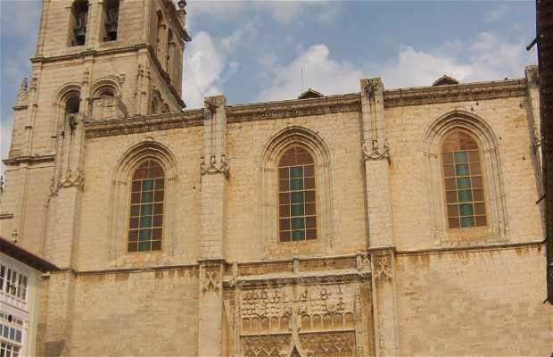 Iglesia de Santa Maria de Mediavilla