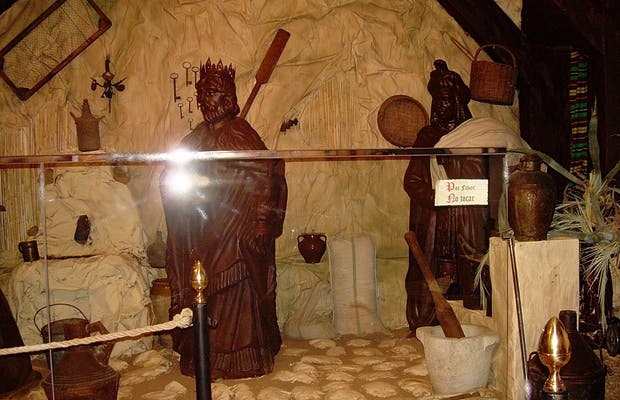 Nougat museum